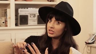 How to gain confidence, with Jameela Jamil
