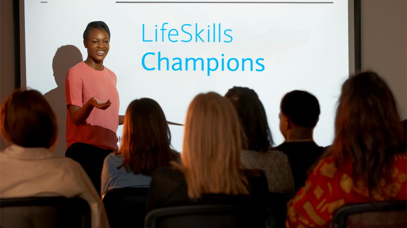 LifeSkills Champions - your next step with LifeSkills