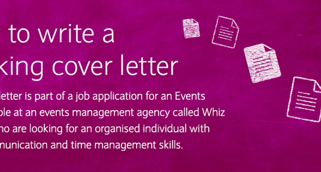 how to write structure a cover letter lifeskills