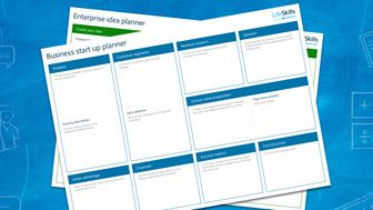 Business start up planner