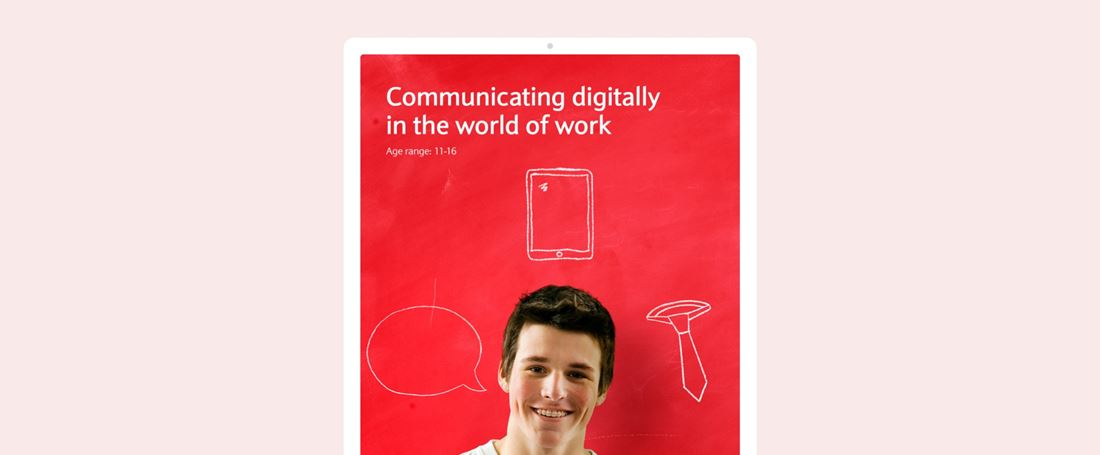 Communicating digitally in the world of work