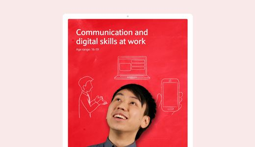 Communication and digital skills at work
