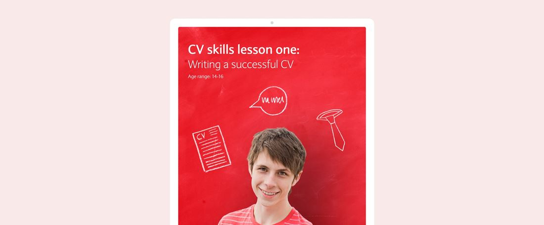 CV skills lesson one: Writing a successful CV