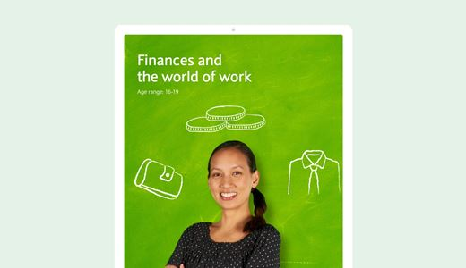 Finances and the world of work