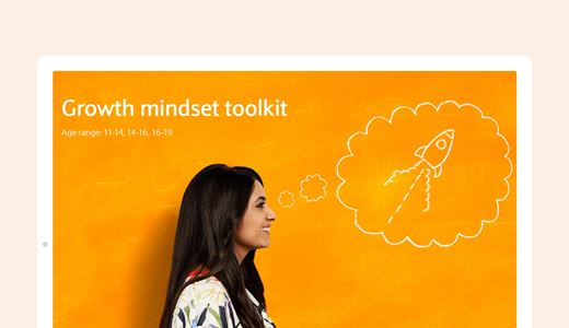 Growth mindset toolkit