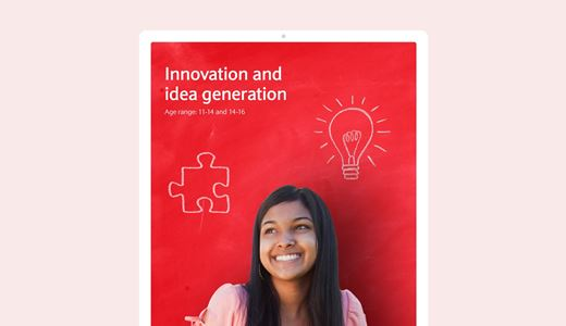 Innovation and idea generation