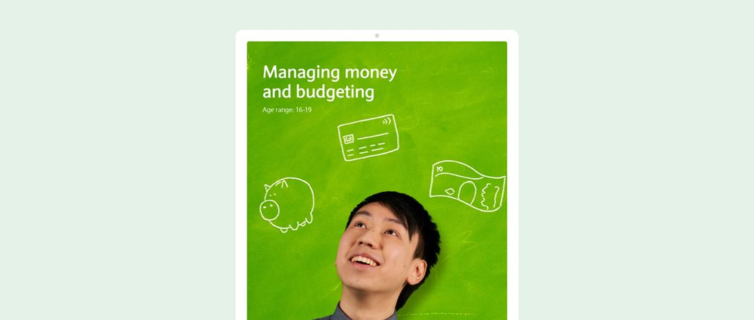 Managing money and budgeting