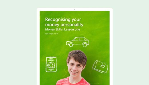 Money skills lesson one: Recognising your money personality