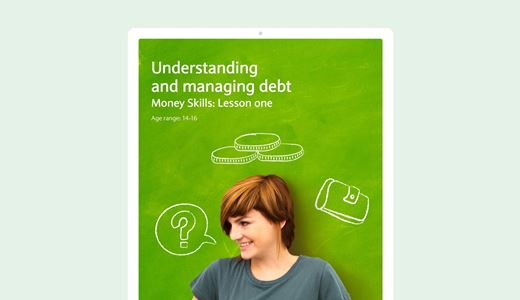 Money skills lesson one: Understanding and managing debt