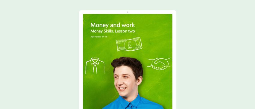 Money skills lesson two: Money and work