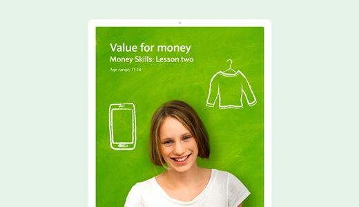 Money skills lesson two: Value for money