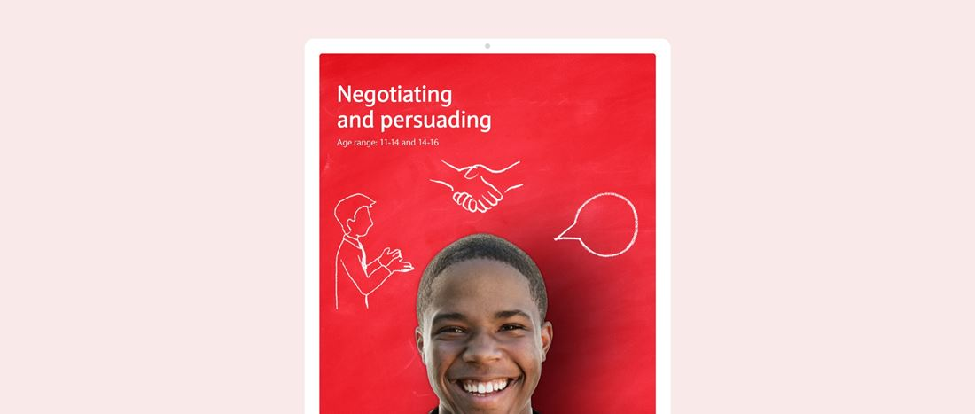 Negotiating and persuading lesson