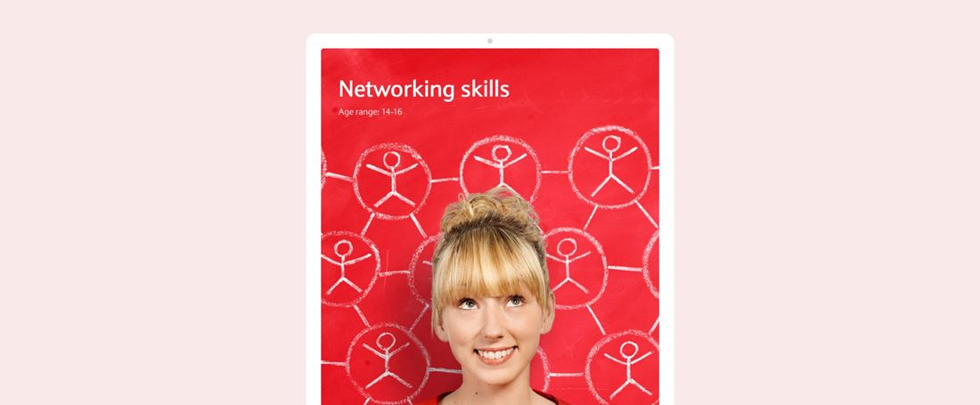 Networking skills lesson