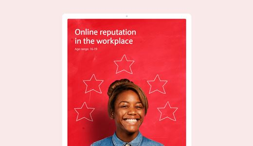 Online reputation in the workplace