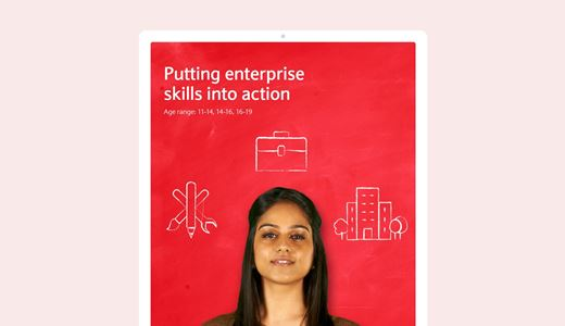 Putting enterprise skills into action