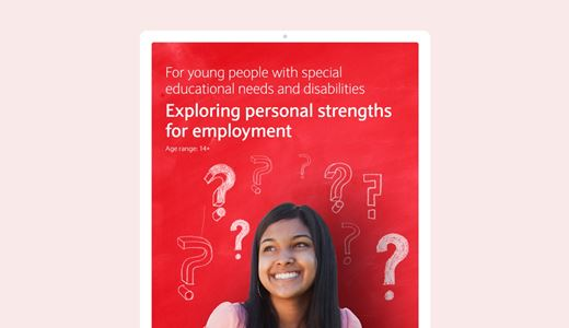 SEND Exploring personal strengths for employment lesson