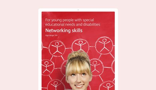 SEND Networking skills lesson