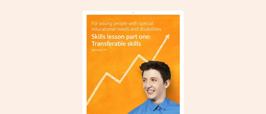 SEND Skills lessons part one: Transferable Skills lesson