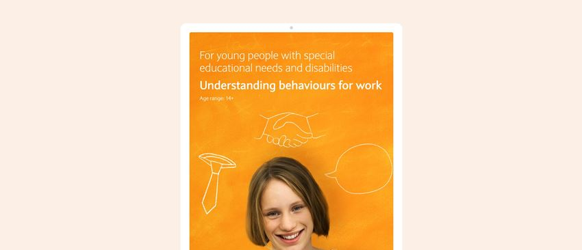 SEND Understanding behaviours for work