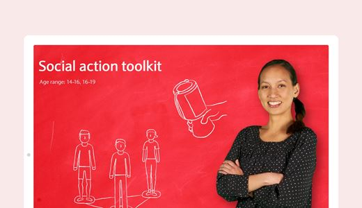 Social action toolkit